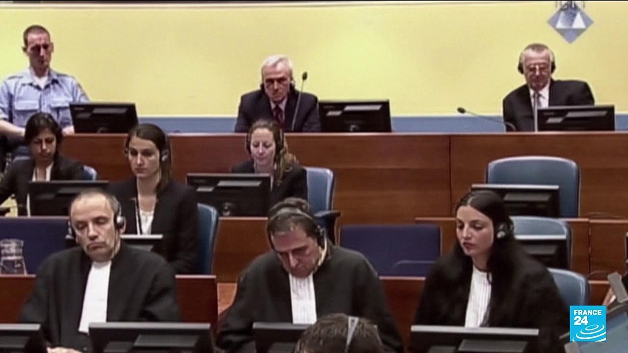 UN judges in The Hague to give verdict in last Balkan war crimes case