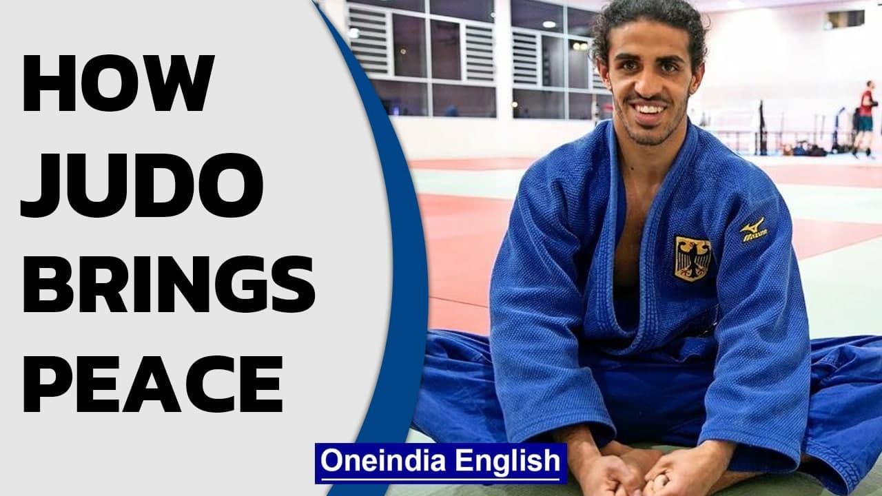Nearly blind judoka Shugaa Nashwan wants to compete for Germany at Tokyo Paralympics   Oneindia News