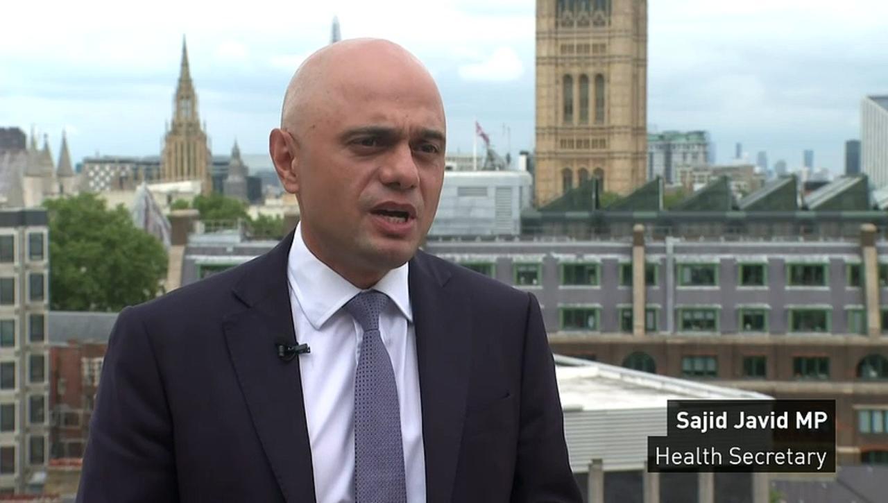 Health secretary reticent on July 19th