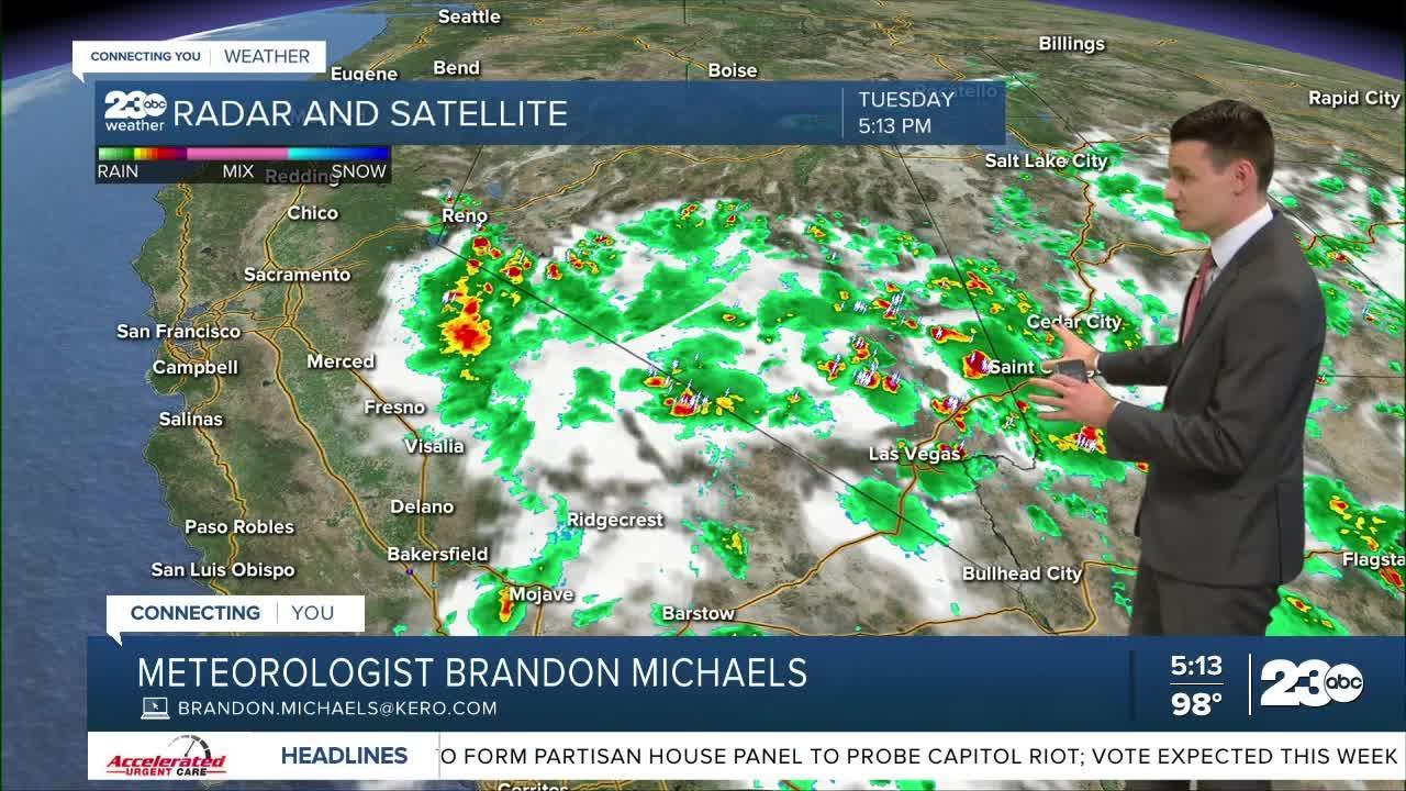 23ABC Evening weather update June 29, 2021