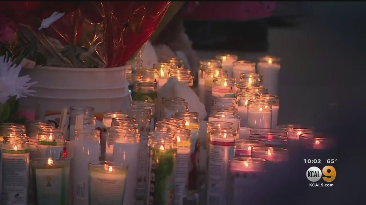 Family Holds Prayer Service For Slain East LA Children; Mother Arrested On Suspicion Of Murder