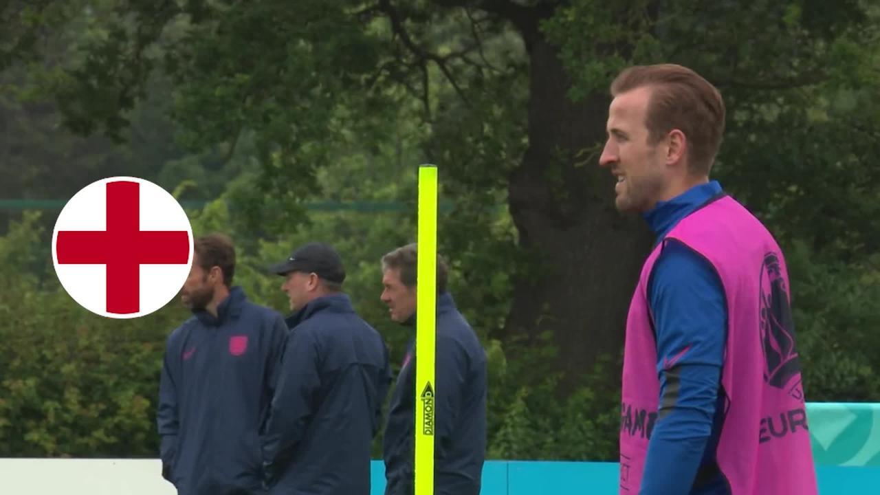 England's route to Euro 2020 glory