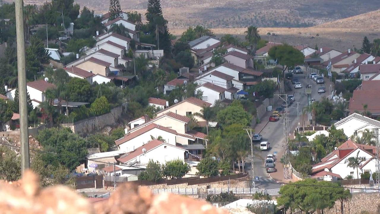 Illegal Israeli settlements: Construction creep in occupied West Bank