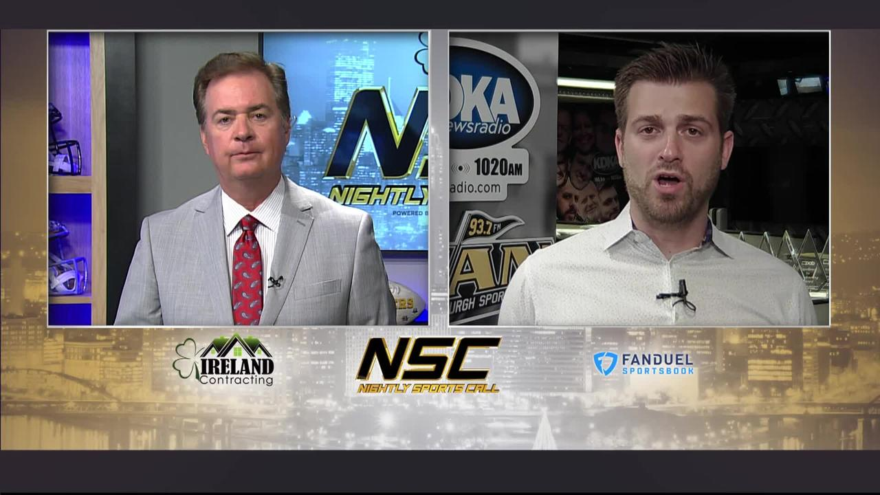 Ireland Contracting Nightly Sports Call: June 29, 2021 (Pt. 3)
