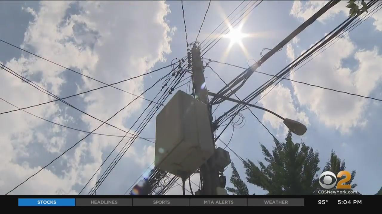New Yorkers Asked To Conserve Energy Amid Heat Wave