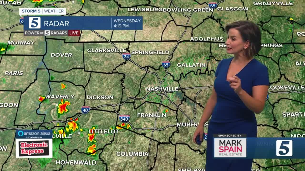 Bree's Evening Forecast: Wed., June 30, 2021