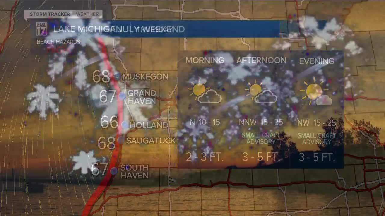 Wednesday Evening Forecast June 30, 2021