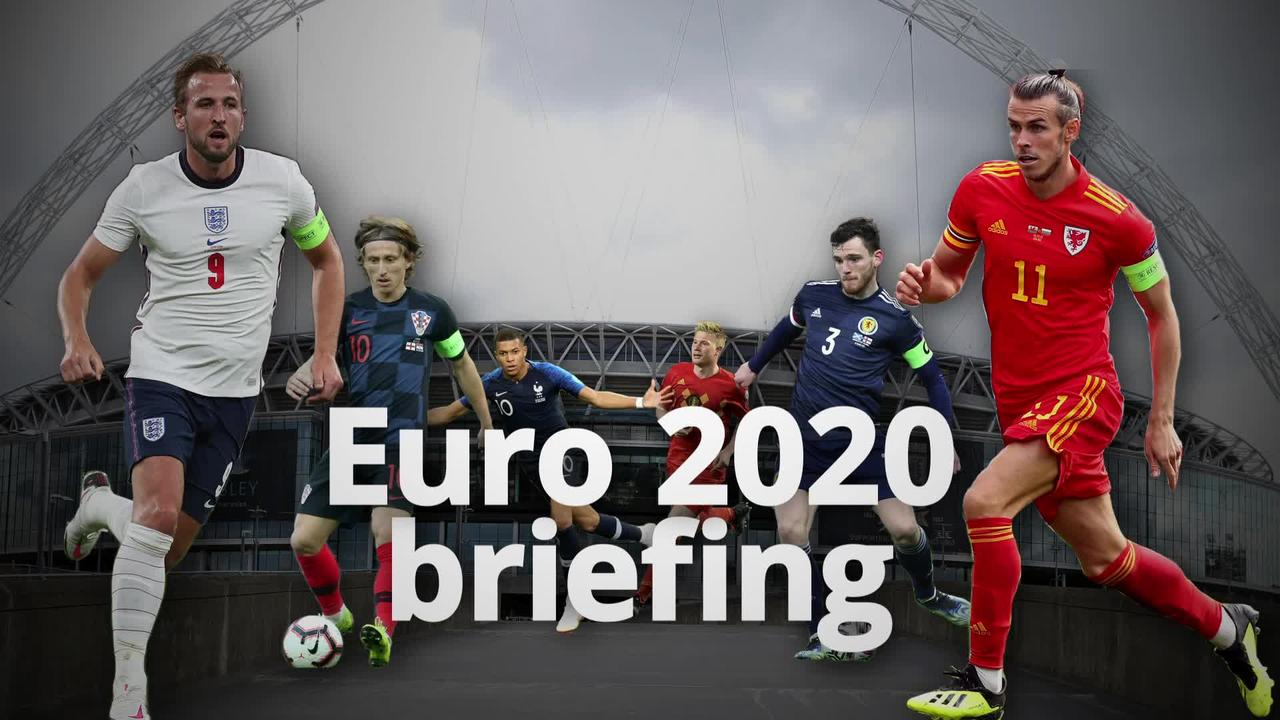 Euro 2020 briefing: Sports Psychologist says England need to embrace pre-match anxiety