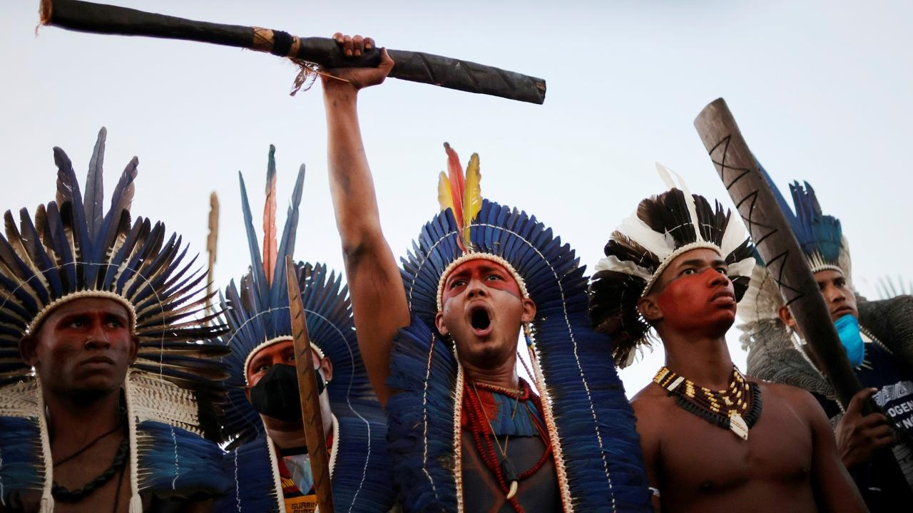 Indigenous land rights: Brazil court postpones ruling on controversial bill