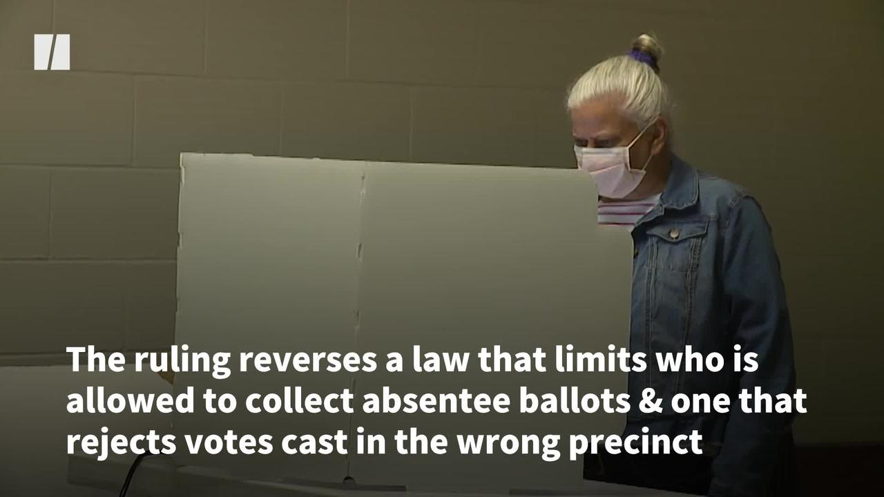 SCOTUS Upholds Voting Restrictions