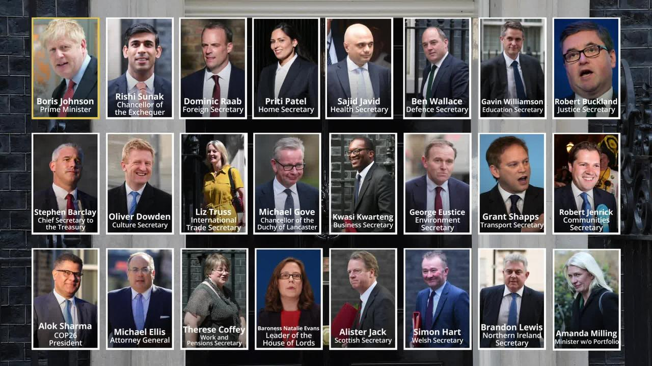 Downing Street: Who attends Cabinet?