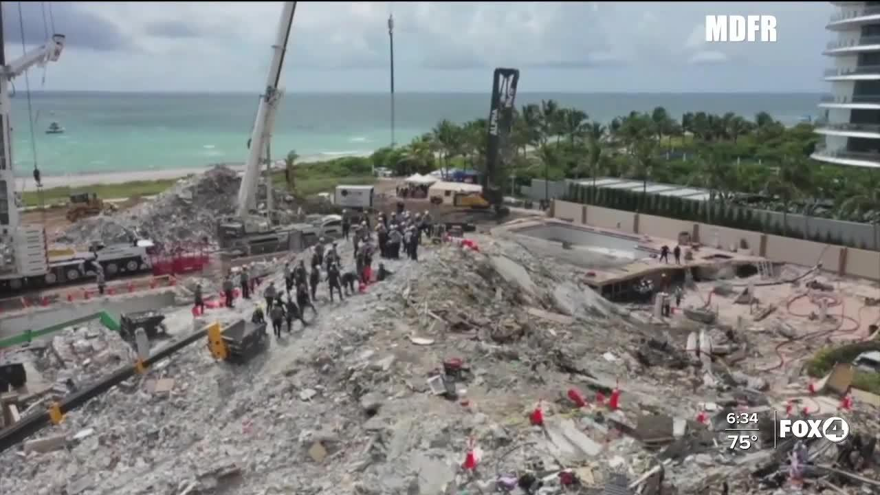 'I didn't see anything alarming': Engineer who visited Surfside condo last year recounts what he saw