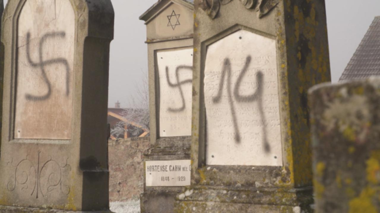 Rising European anti-Semitism blamed on lockdowns