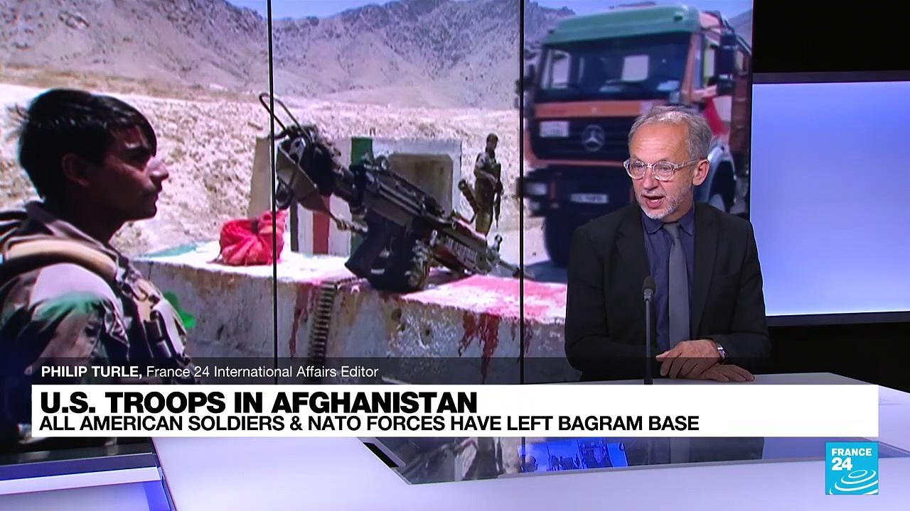 Era ends, war looms as US forces quit main base in Afghanistan