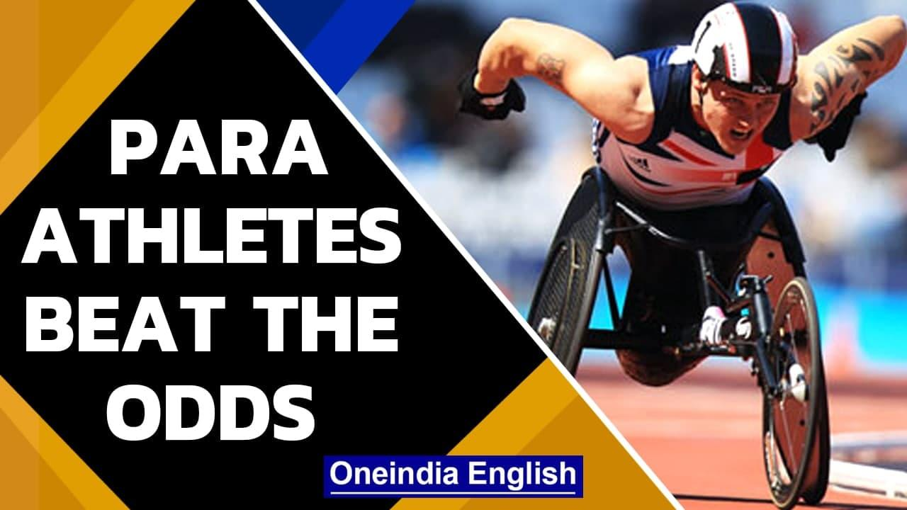 Para-athletes - against all odds to success