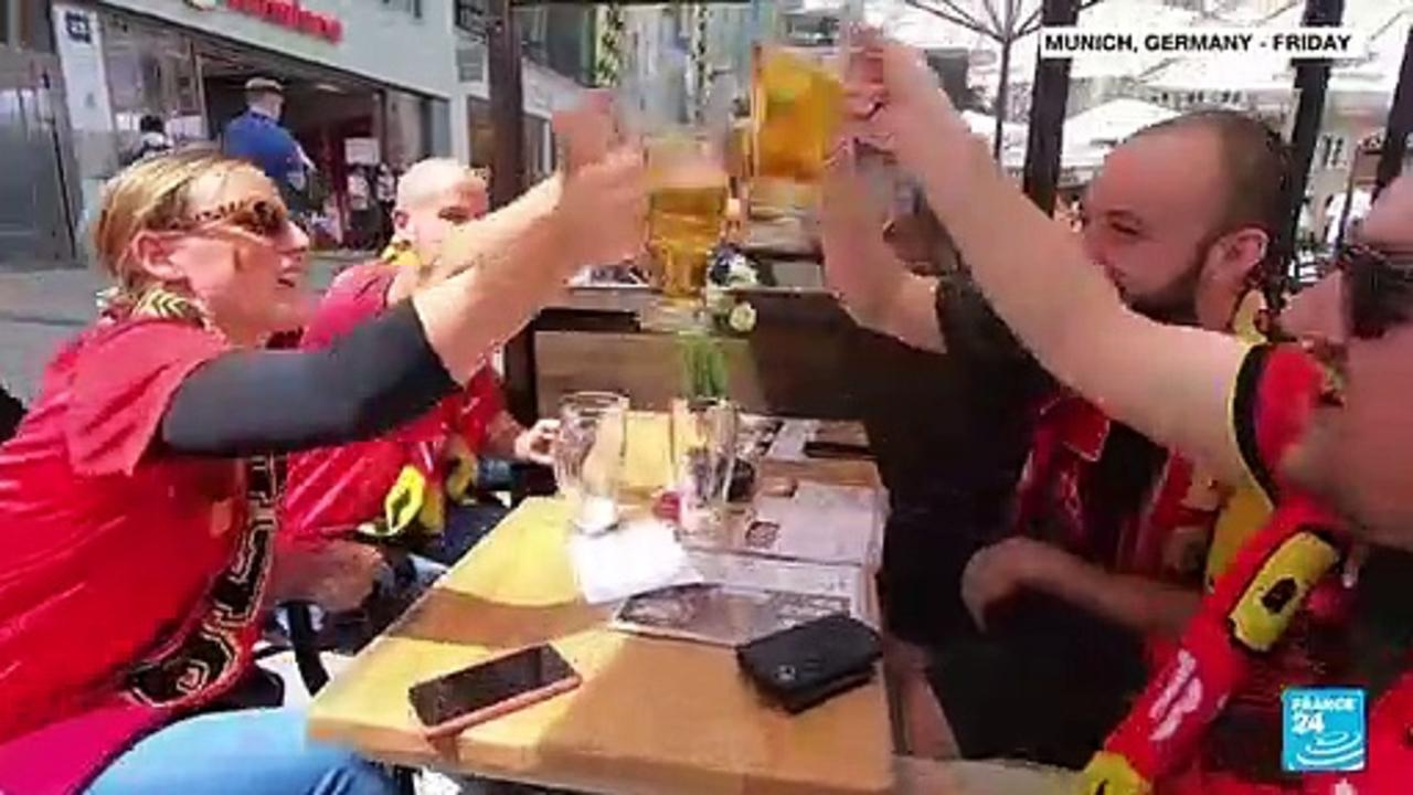 Swiss eye Spain scalp at Euro 2021 as Belgium sweat on De Bruyne, Hazard
