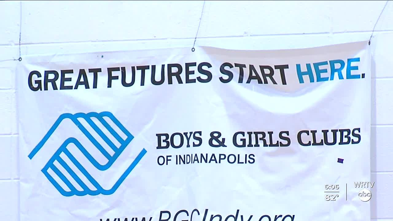 Program aims to give teens and kids a second chance