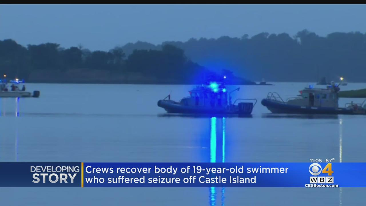 Crews Recover Body Of 19-Year-Old Who Suffered Seizure Off Castle Island