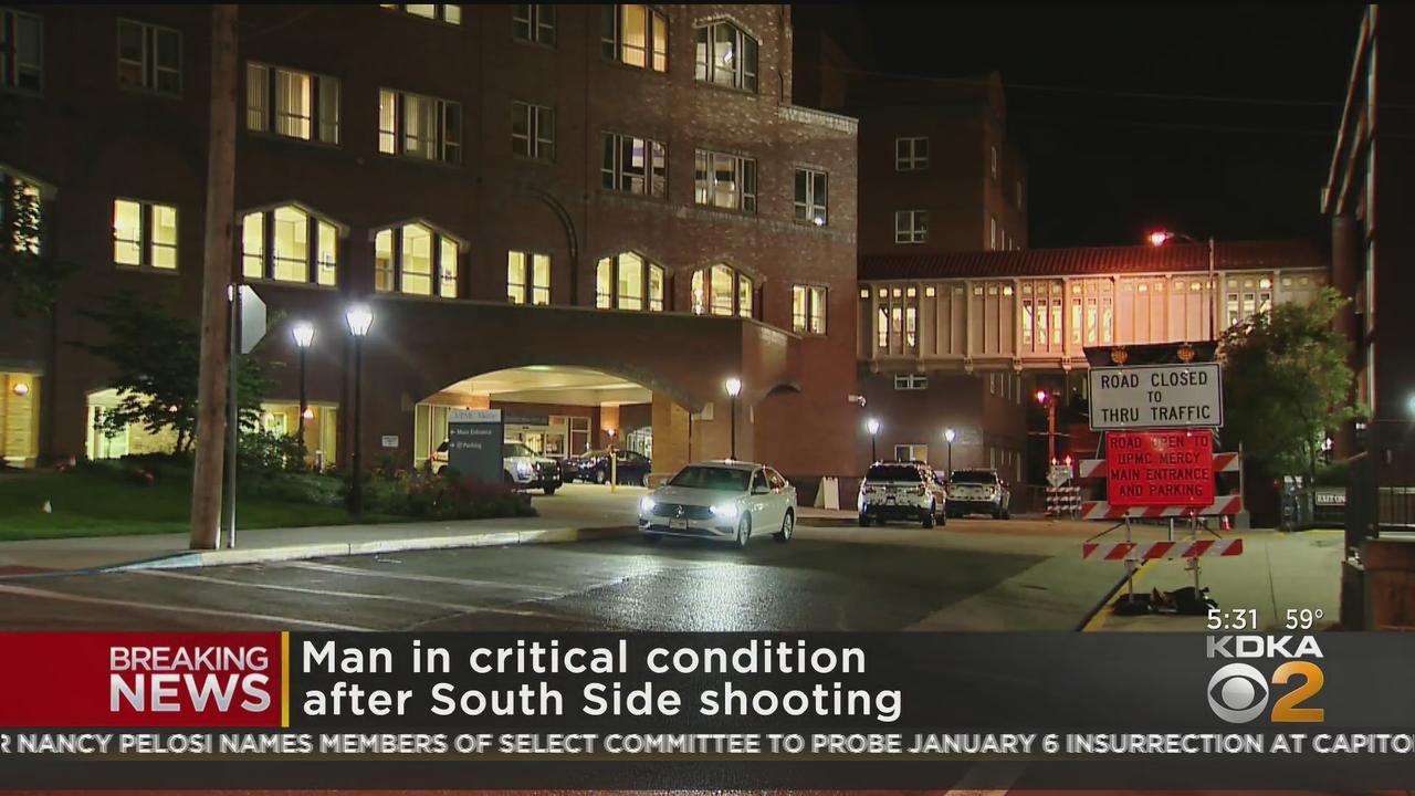 Police Investigating Overnight South Side Shooting