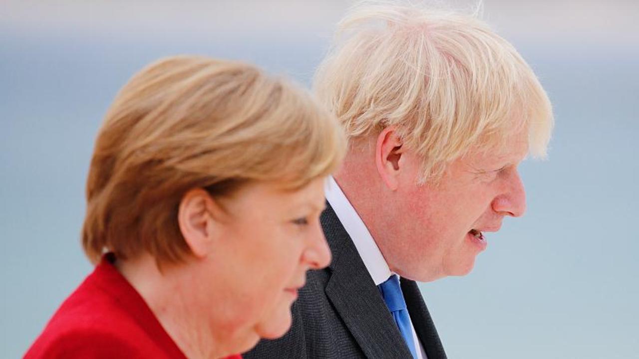 Merkel visits UK: COVID travel and post-Brexit ties overshadow German Chancellor's trip