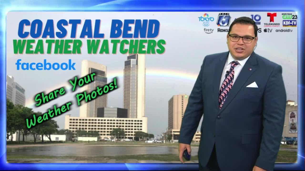 Join the Coastal Bend Weather Watchers