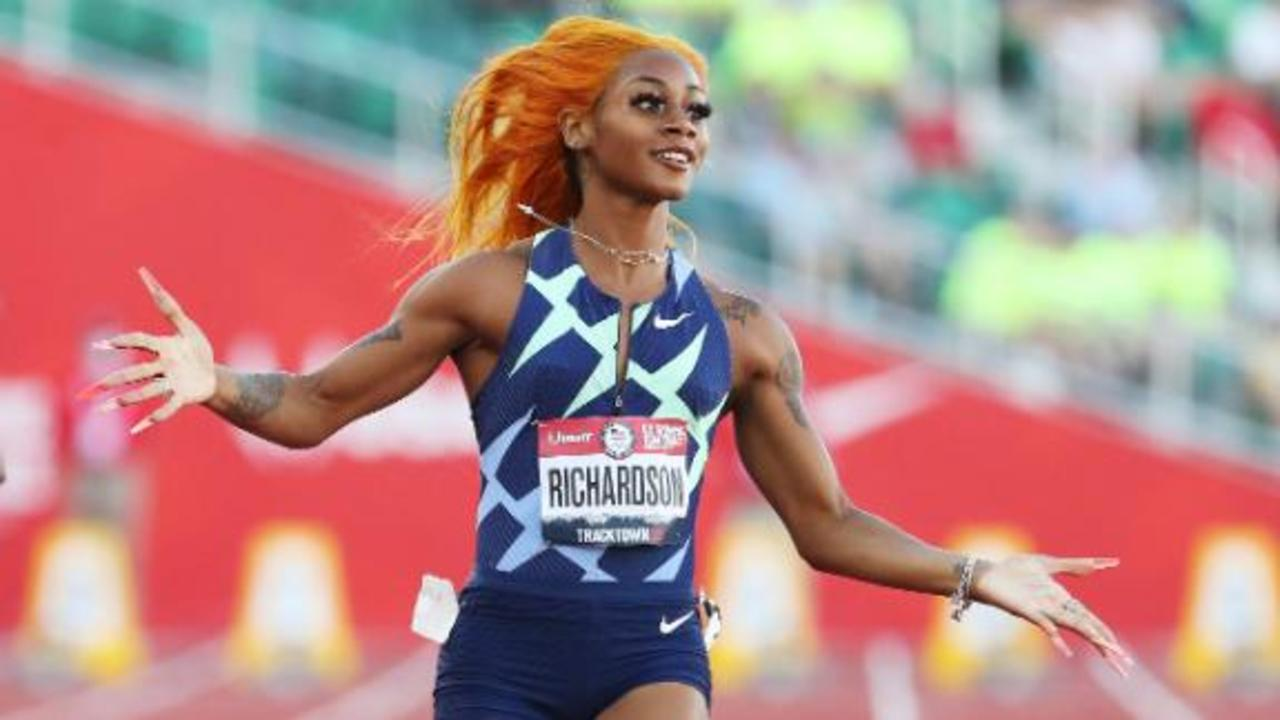 US sprinter could miss Olympics after positive test