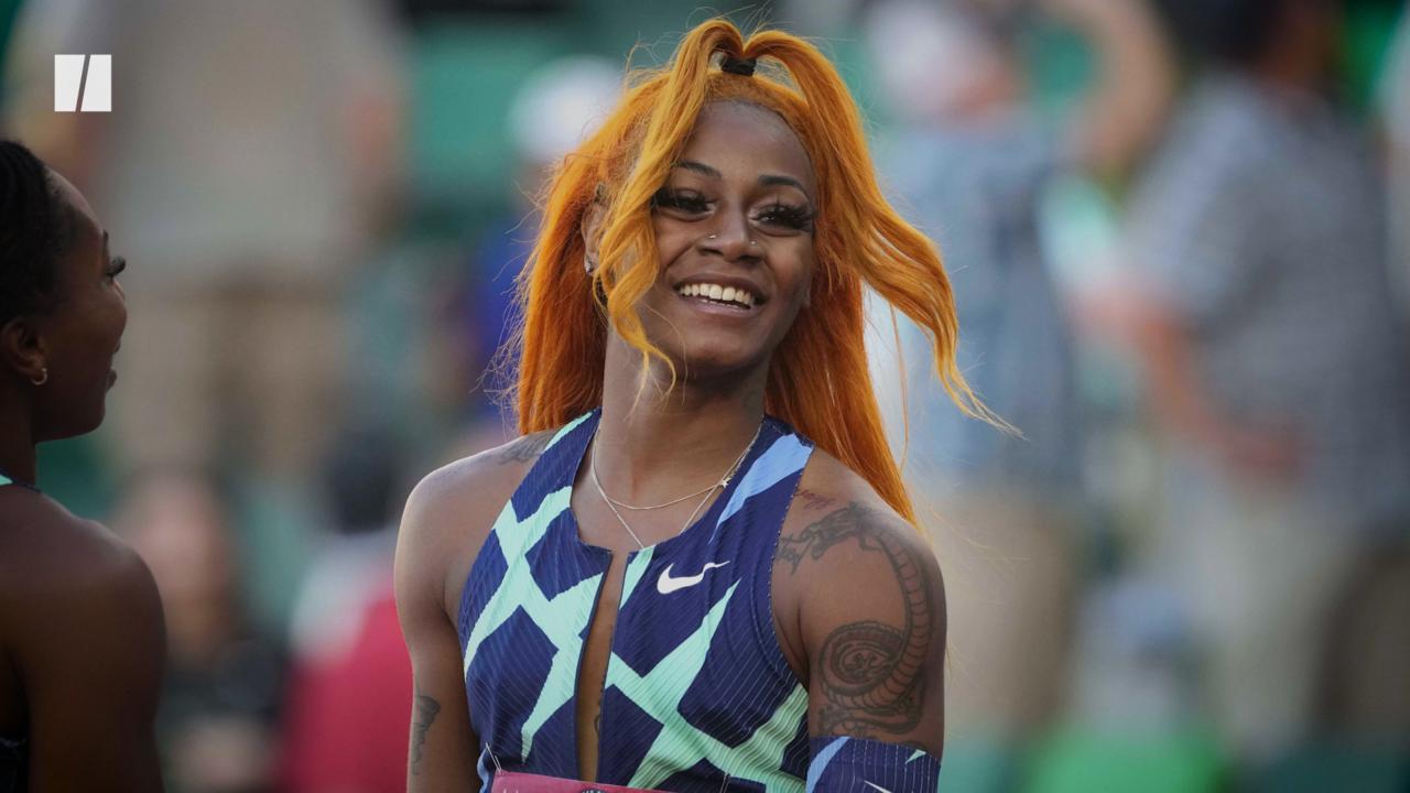 Superstar Sprinter Suspended Over Weed Test