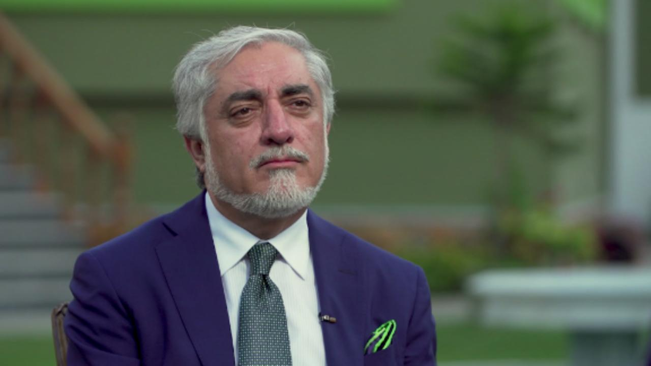Abdullah: No guarantee Afghanistan will not be a safe haven for terrorists