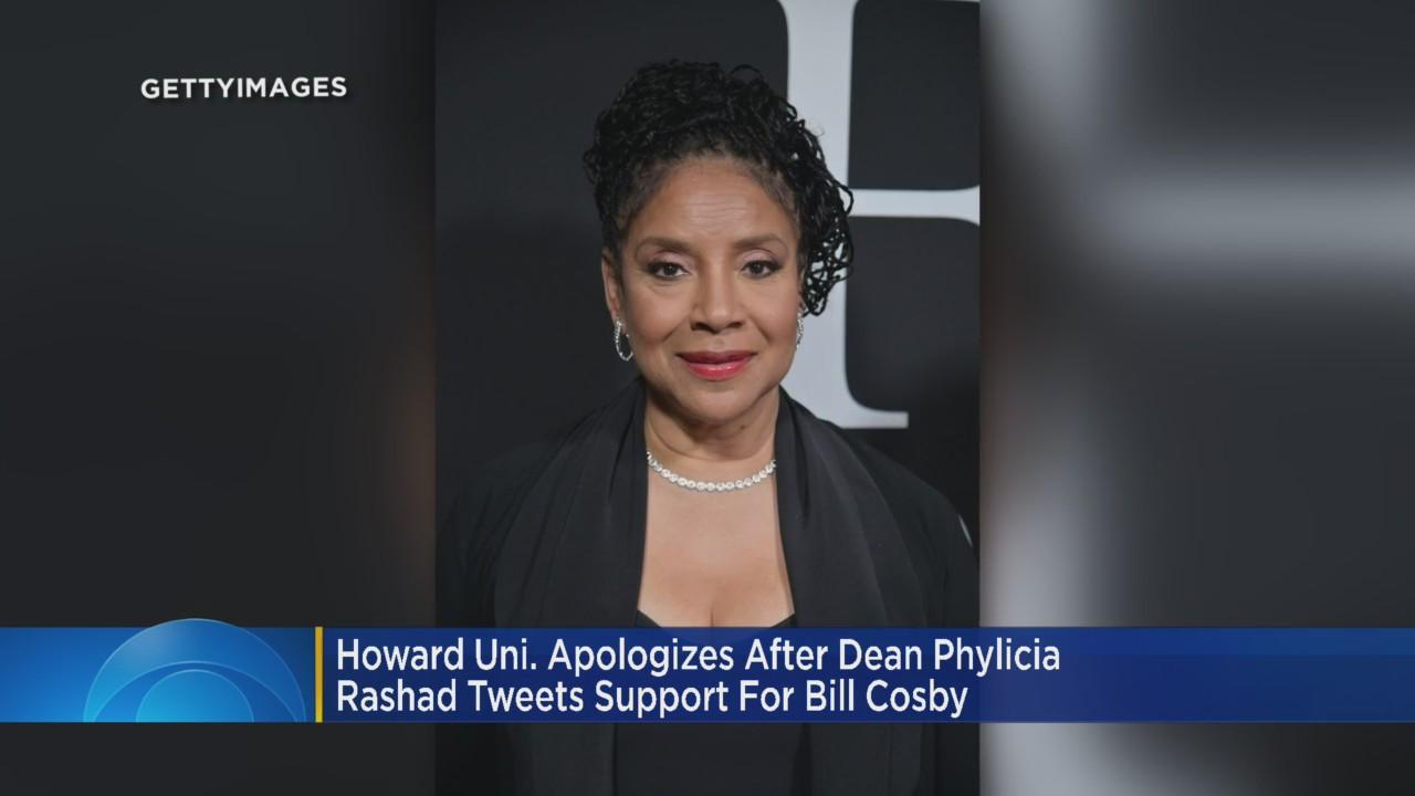 Critics Blast Howard University Dean Phylicia Rashad After Her Support Of Bill Cosby's Prison Release