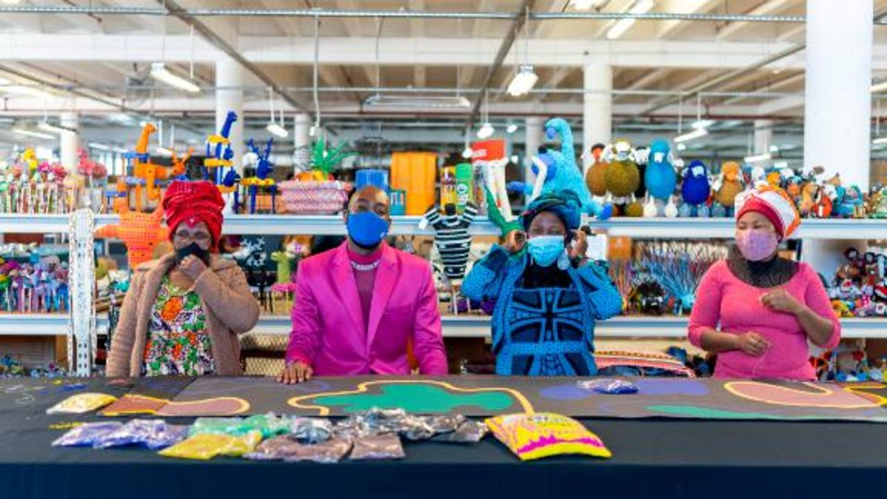 African designers shake up the fashion industry