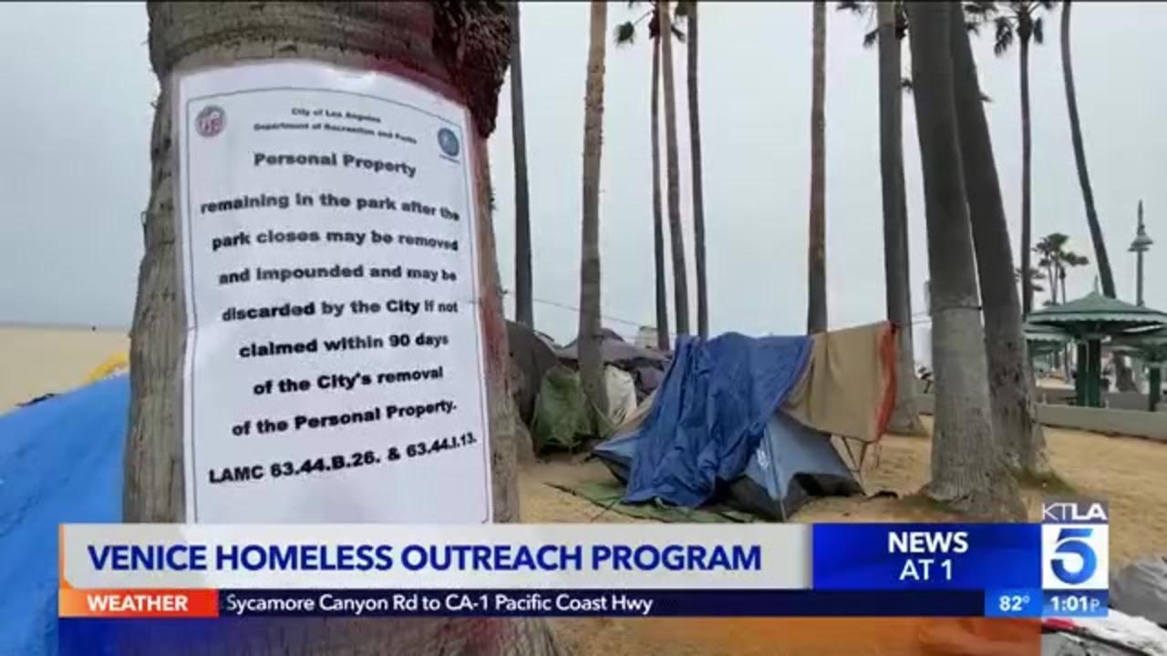 L.A. City Council passes measure restricting homeless encampments