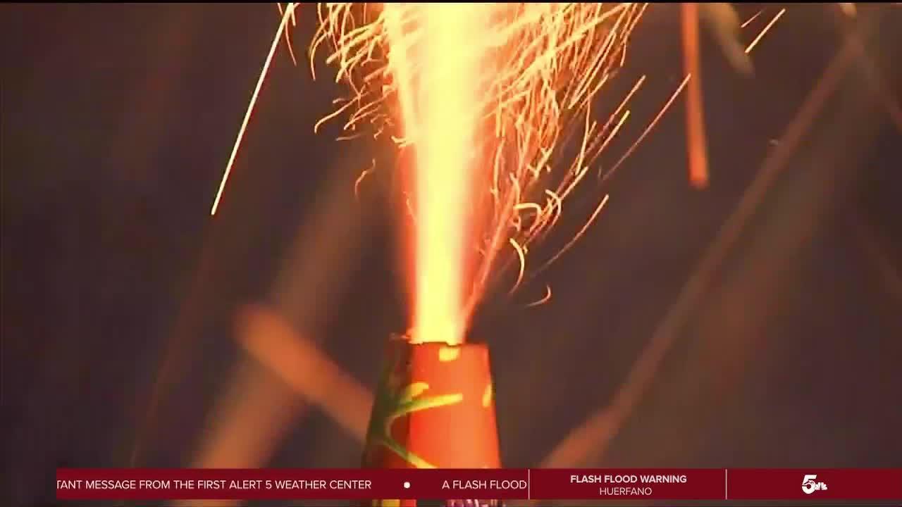 Consumer fireworks always illegal in Colorado Springs