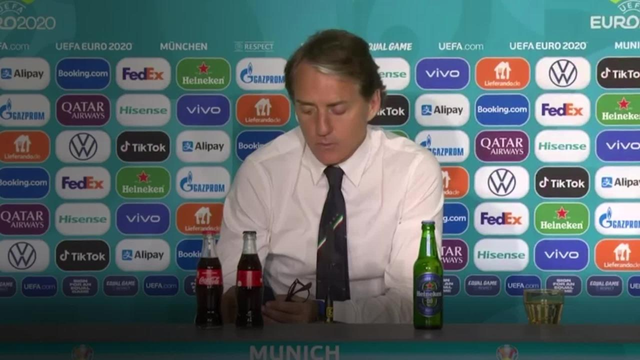 Still more to come from Italy - Roberto Mancini