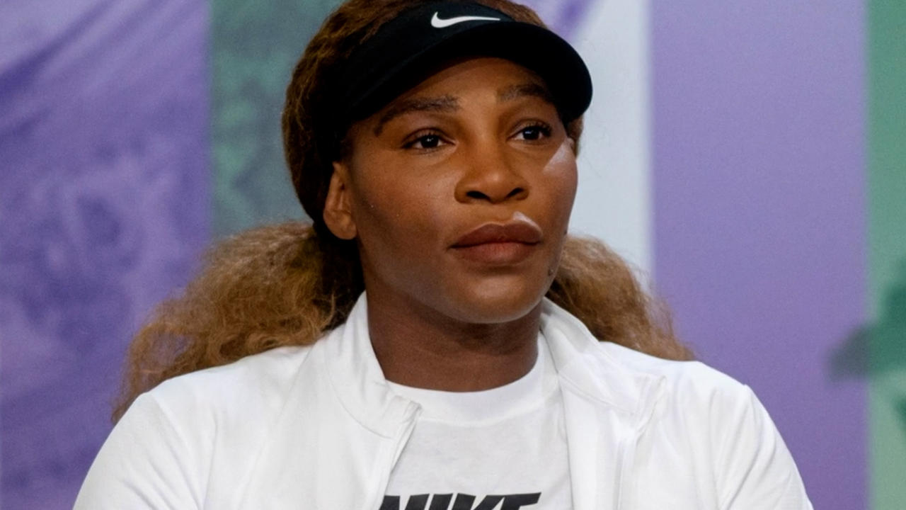 NEWS OF THE WEEK: Serena Williams won't compete at Tokyo Olympics