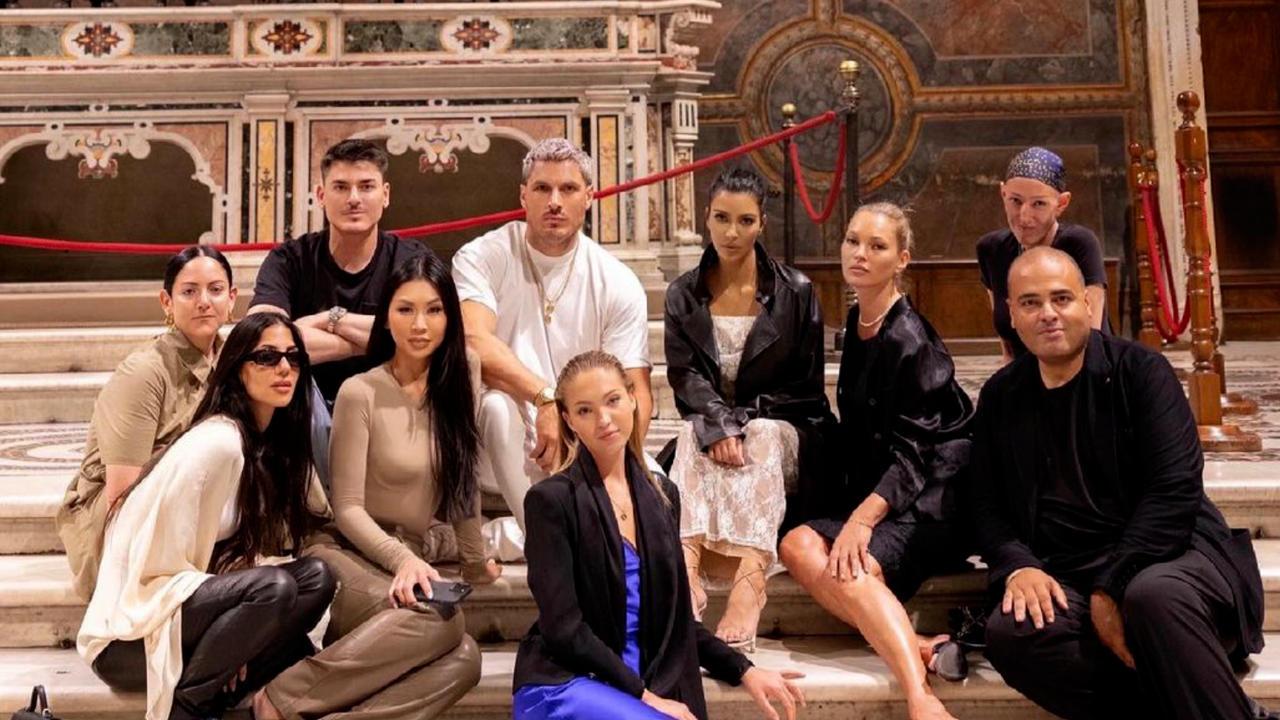 Kim Kardashian 'adhered' to dress code during visit to the Vatican