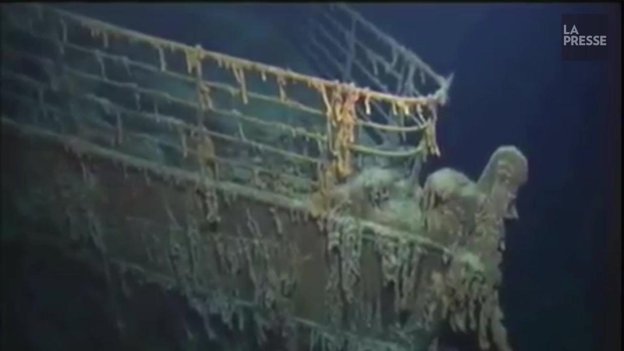Une nouvelle expédition pour mesurer la détérioration du Titanic