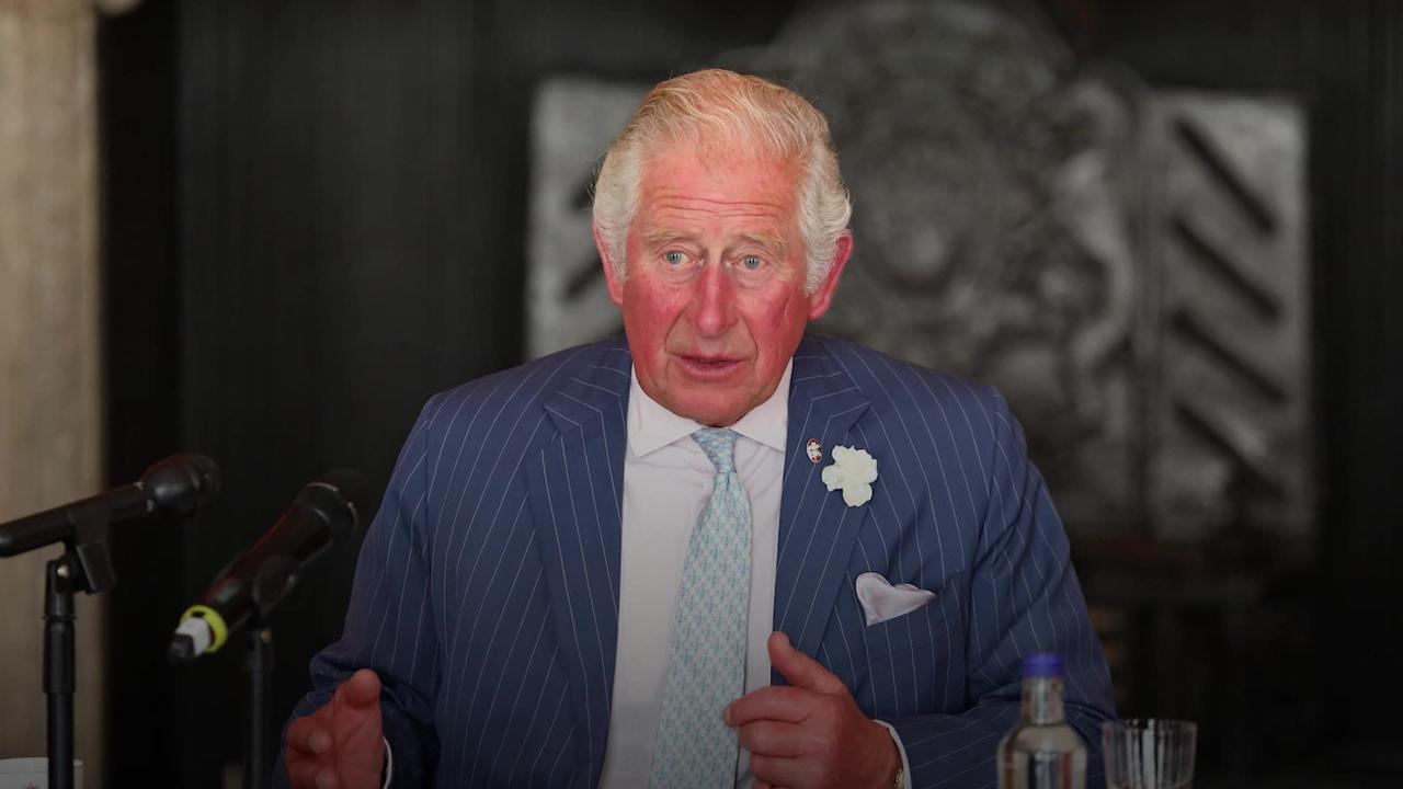 Prince Charles praises hospital radio for 'comfort and companionship it provides