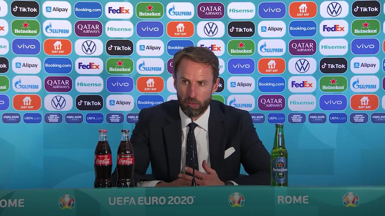 Gareth Southgate thinks his England side have put country back on football's map
