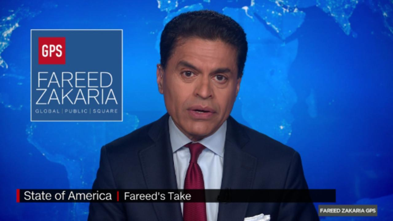 Fareed's Take: Why Americans care about history
