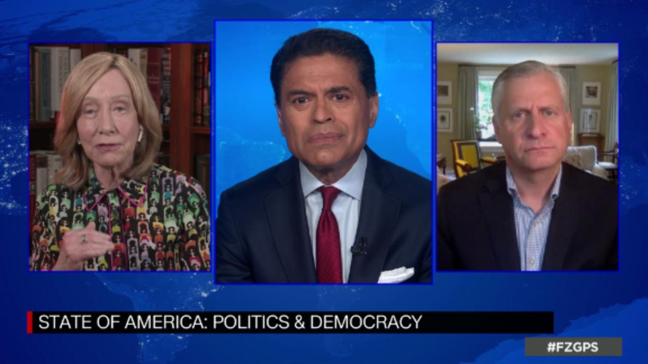 On GPS: Where is American political life heading?