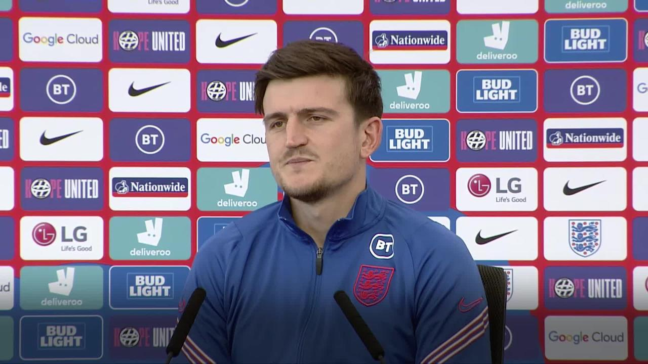 Harry Maguire gives full praise to Gareth Southgate amid calls for new deal