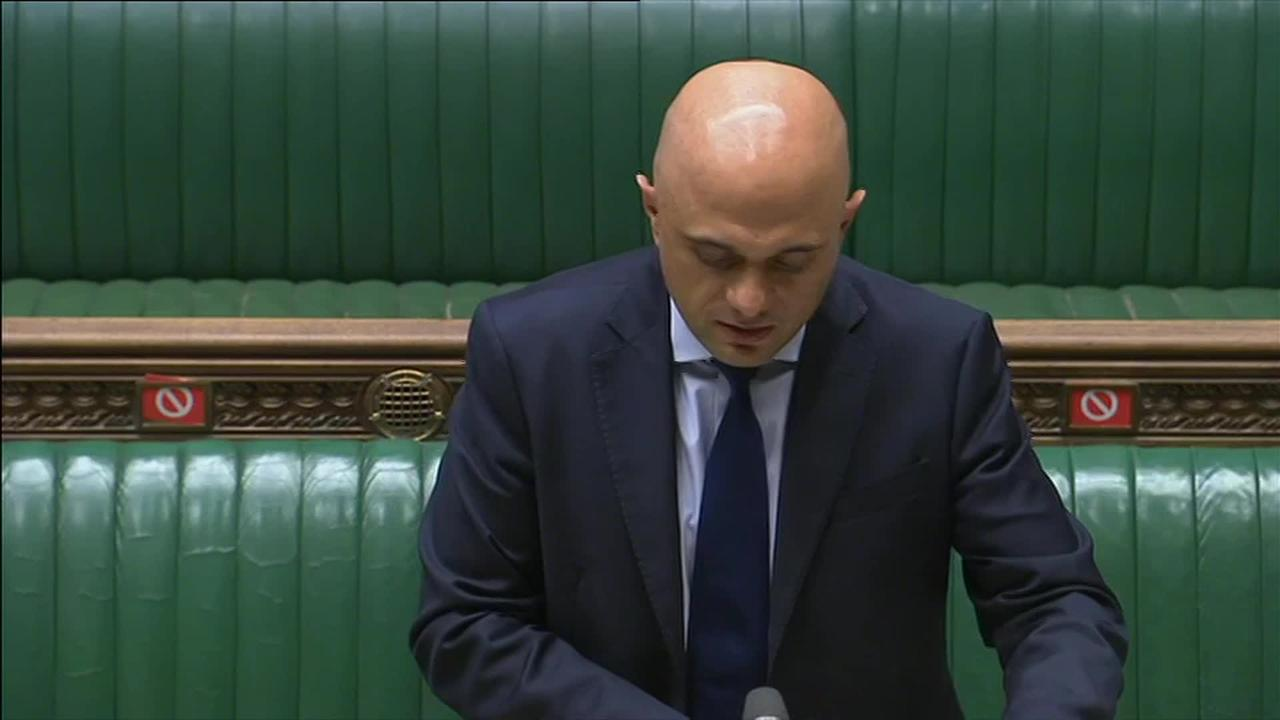 'Hallelujah': Tory MP delighted when Javid announces end of social distancing