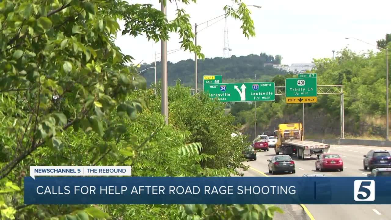 Girlfriend of man killed in road rage shooting calls for justice