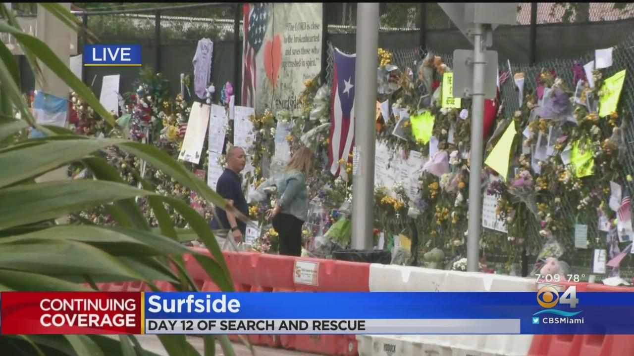 Death Toll Now 28 After Crews Find Another Body At Surfside Condo Collapse Site