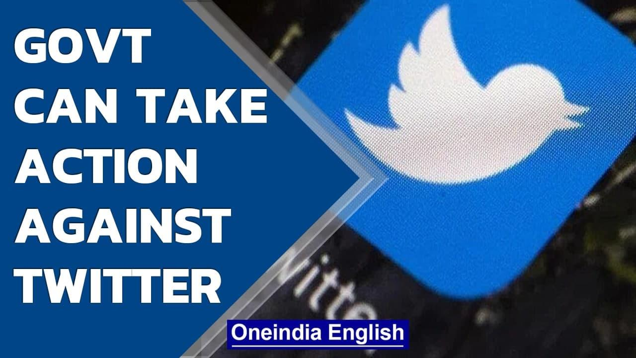 Twitter yet to comply with new IT rules; Delhi HC says govt can take action   Oneindia News