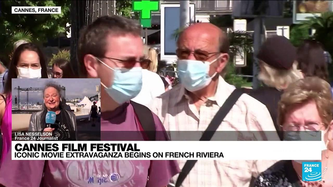 Cannes Film Festival reopens with a health protocol
