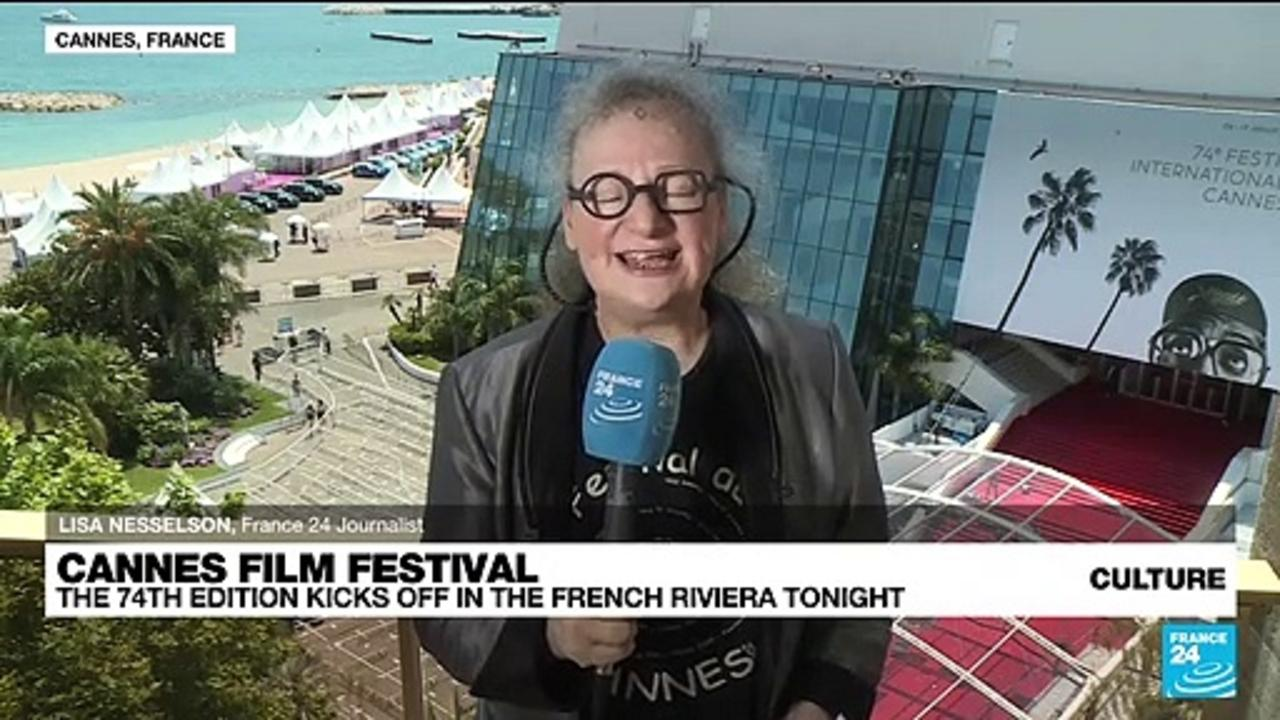 Excitement as Cannes Film Festival reopens after pandemic hiatus