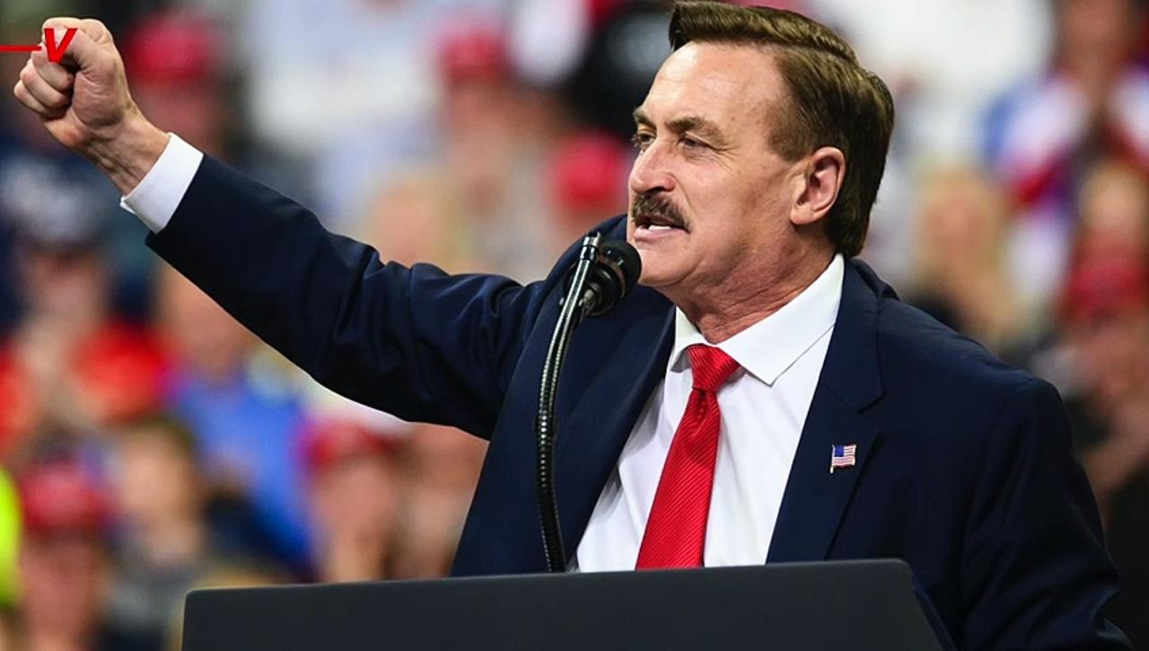 MyPillow CEO Mike Lindell Claims Trump Will Take Presidency by August 13