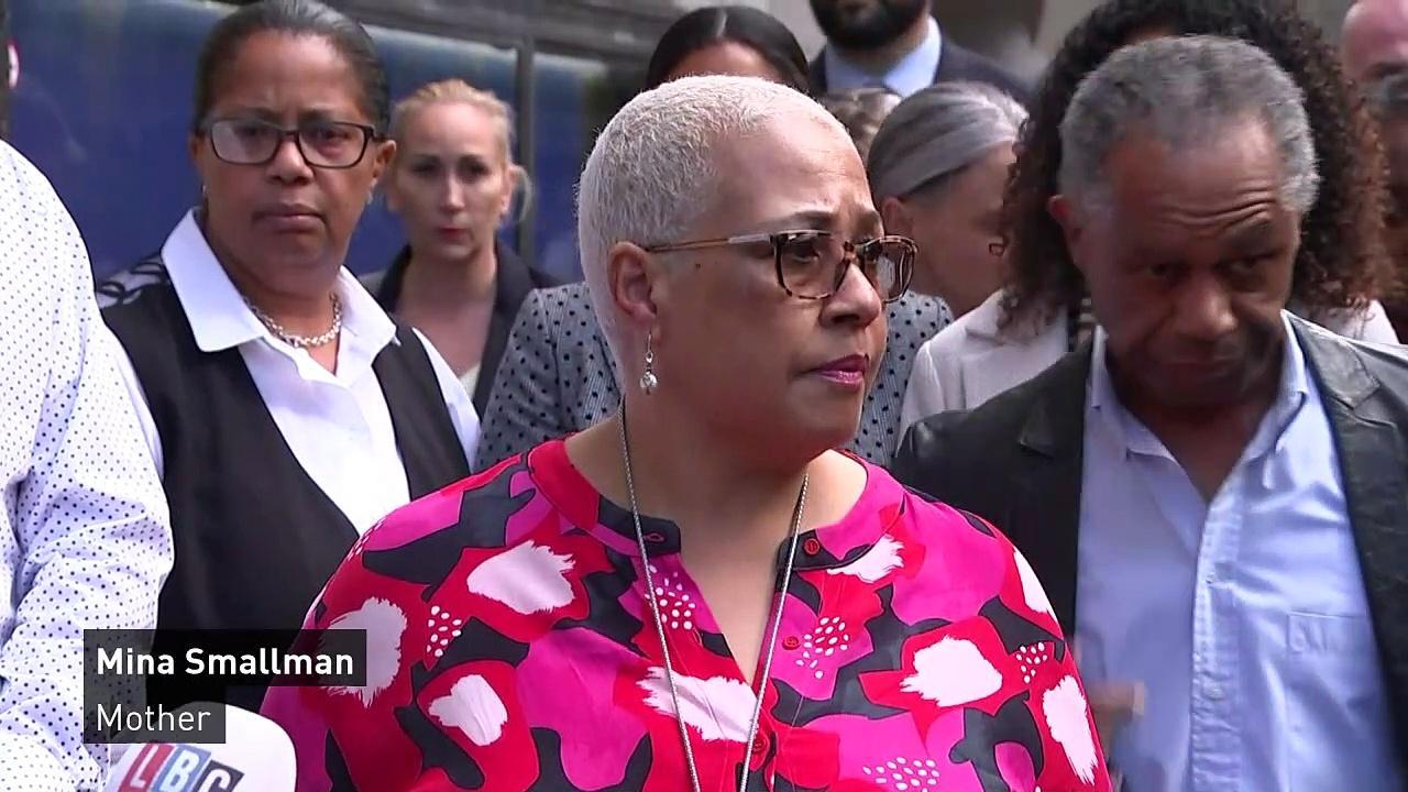 Mother of Wembley Park victims speaks following verdict
