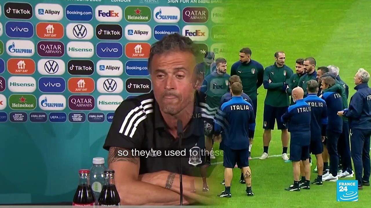 Spain, Italy take unbeaten runs into Euro 2021 semi-finals